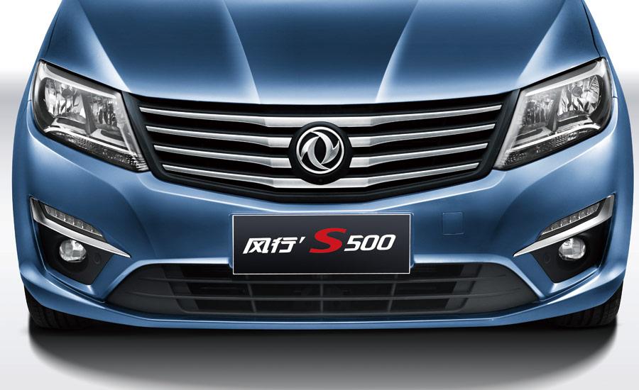 东风风行S500电池,东风风行S500车型介绍