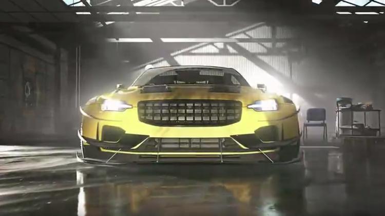 新能源车辆也能飙车《极品飞车21:热度》预告片发布