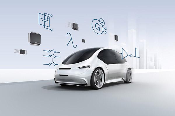 博世推出新型微芯片,可防止电动车发生事故后人员触电