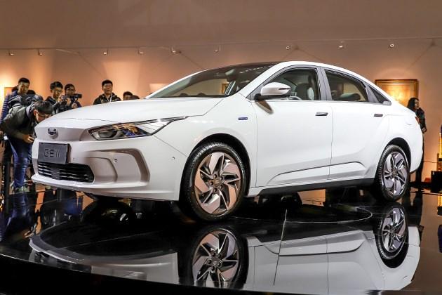 未来走进现实 这款车将开启吉利纯电新时代