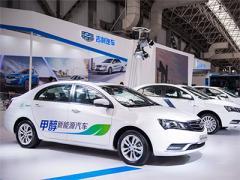 共同推广甲醇汽车 吉利与潍柴动力合作
