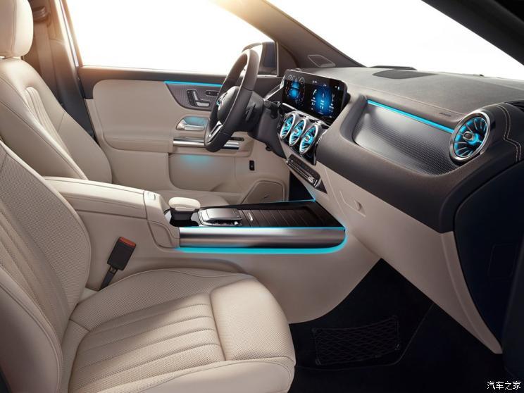 奔驰(进口) 奔驰GLA(进口) 2020款 基本型