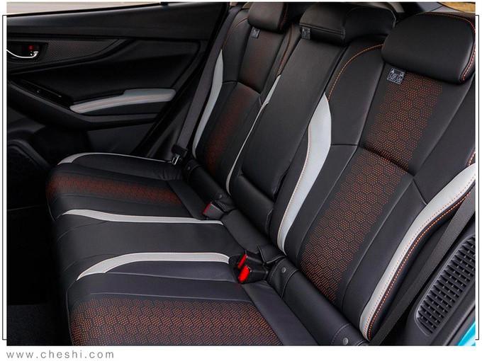 斯巴鲁XV混动版售价曝光搭2.0L引擎/配置升级-图8