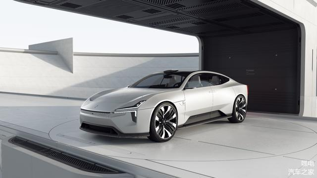 摒弃前篇一律的电动车设计,极星